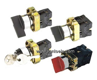 Selector Switches & Key Switches